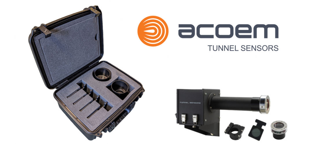 ACOEM Tunnel Sensors Calibration kit advert