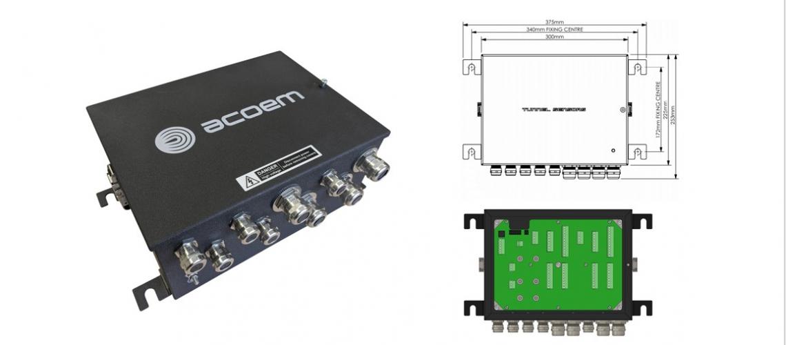 Acoem Tunnel Sensors CTU-L